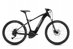 Ghost Hybride HTX 2.7 + AL 27.5er Jet Black/Star White